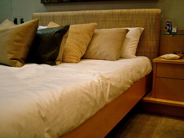 I manželé potřebují místo v posteli