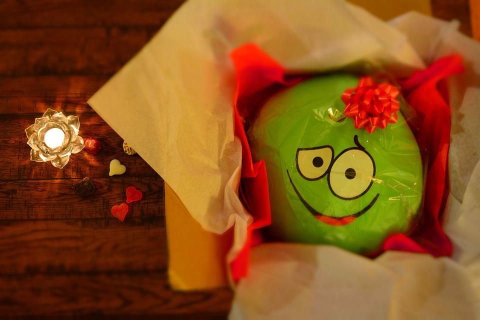 Vlastnoručně vyrobený dárek určitě potěší každého